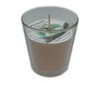 Ароматизированный стакан Промис-Плюс FEROMA CANDLE Ванильное мороженое, фото 1