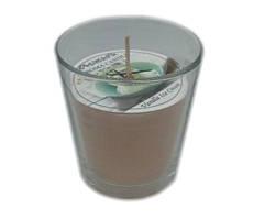 Ароматизированный стакан Промис-Плюс FEROMA CANDLE Ванильное мороженое