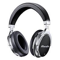 Беспроводные Bluetooth наушники Bluedio F2 с поворотными чашами (Черный), фото 1