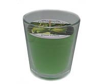 Ароматизированный стакан Промис-Плюс FEROMA CANDLE Green Lemon