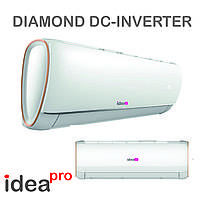 Кондиционер IDEA ISR-24HR-PA7-DN1 ION DIAMOND PRO INVERTER