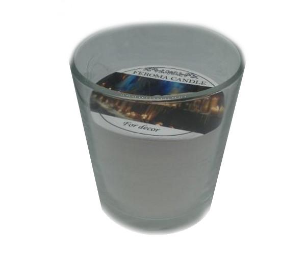 Ароматизированный стакан Промис-Плюс FEROMA CANDLE For decor