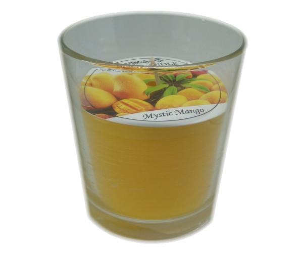 Ароматизированный стакан Промис-Плюс FEROMA CANDLE Mystery Mango