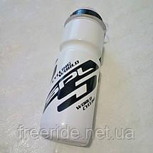 Фляга велосипедная Spelli с защитной крышкой 800мл, фото 2