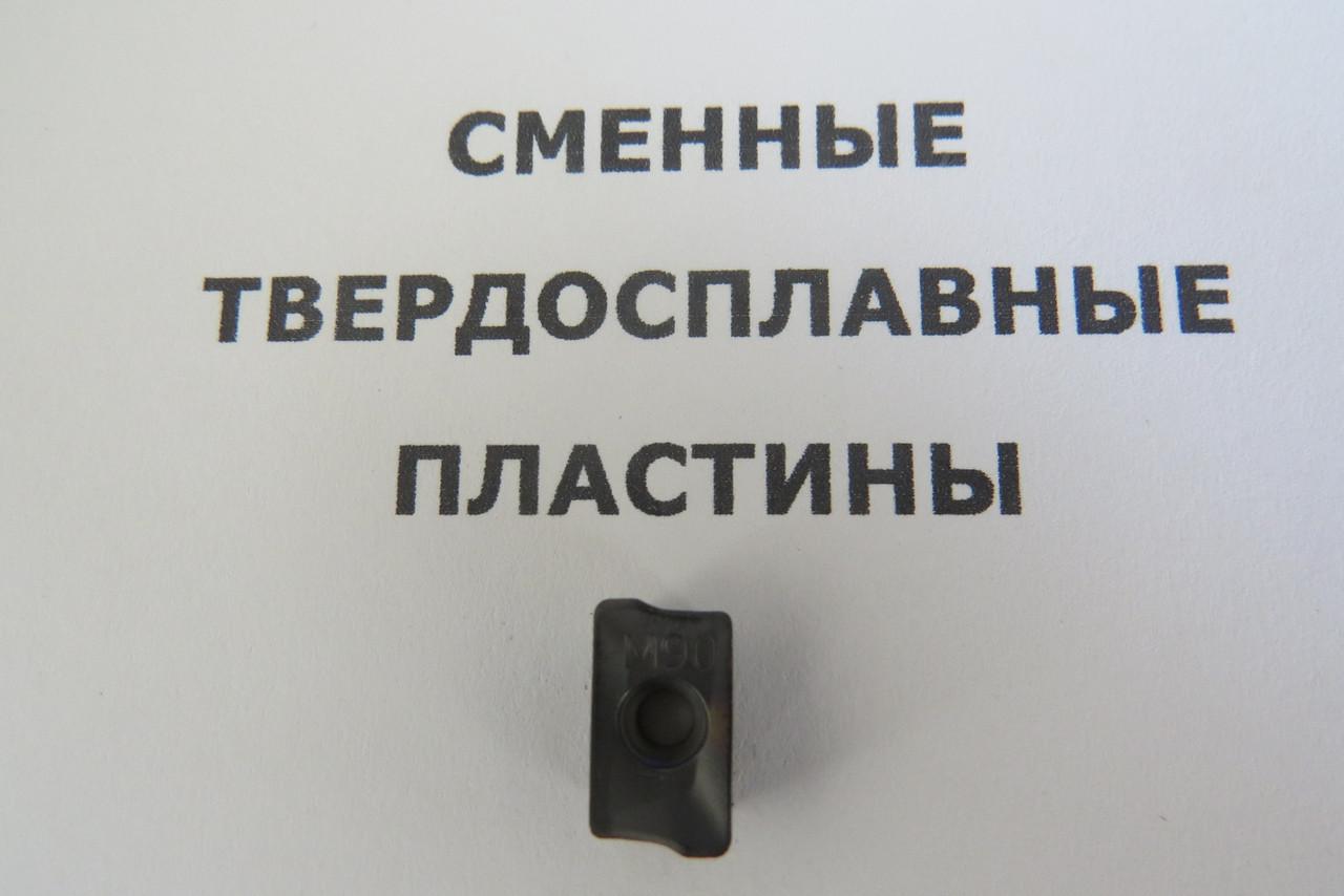 Твердосплавная пластина сменная APKT 1003PDR HM90 IC908 ISCAR