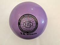 Мяч художественной гимнастики D-19см