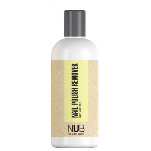 Жидкость для снятия лака без ацетона NUB NAIL POLISH REMOVER NON-ACETONE, 250 мл