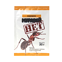 Муравей НЕТ 30г препарат для уничтожения муравьев и других вредителей