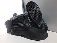 Зимние теплые водостойкие ботинки, фото 1