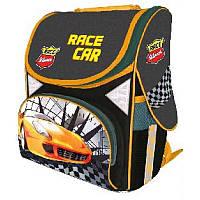 """Портфель шкільний каркасний CLASS 9709 2відділення """"Race Car"""" 34*26*14см"""