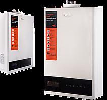 Газовая колонка турбо Thermo Alliance JSG20-10ET18 Gold с дымоходом и защитой от замерзания