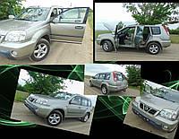 Авторозбірка X-Trail (T30) (2001-2007) Nissan X-TRAIL NISSAN X-NRAIL с 2001 г. в.