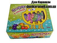 Жевательная конфета Зефир в карамели 30 шт