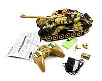 Tank 9995/3, Гусеничный танк на радиоуправлении+звуковые и световые эффекты Боевой танк Подарок сыну Танк р/у
