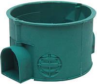 Коробка установочная в бетон ф60 Коробка соединительная в бетон ф60