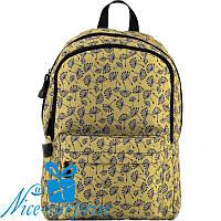 Жіночий рюкзак для підлітка GoPack GO18-117M-2 (5-9 клас), фото 1
