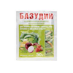 Базудин 30г от почвообитающих вредителей и садовых муравьев