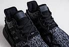 "Мужские кроссовки Adidas EQT Cushion ADV ""Black"" (в стиле Aдидас) черные, фото 6"