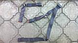 Замок ремня безопасности Ланос задний (комплект) б/у, фото 2