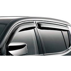 Дефлектора окон  EGR Audi Q3 2012-