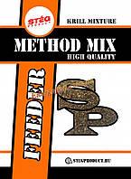 Прикормка Steg Product Method Mix Krill Mixture 800 г