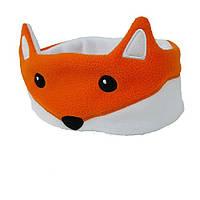 Наушники FIRIK Fox детские проводные наушники-повязка Лисичка (SUN0648)