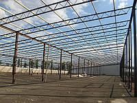 Строительство навесов в Харькове