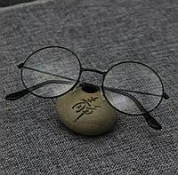 Круглые ретро имиджевые очки тишейды