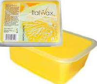 Парафин ItalWax в контейнере 500мл.(лимон)
