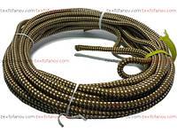Веревка шнур 4 мм меланжевый полипропиленовый, от 100 м