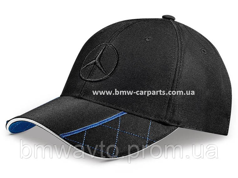 Мужская бейсболка Mercedes-Benz Men's Baseball Cap, фото 2