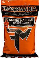 Micro Pellet Feedermania 4мм 800г Amino Halibut