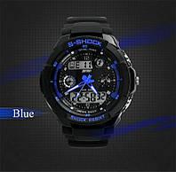 Мужские часы Casio G-Shock Sport Синие, фото 1