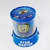 Проектор звездного неба Star Master Bob Bluе