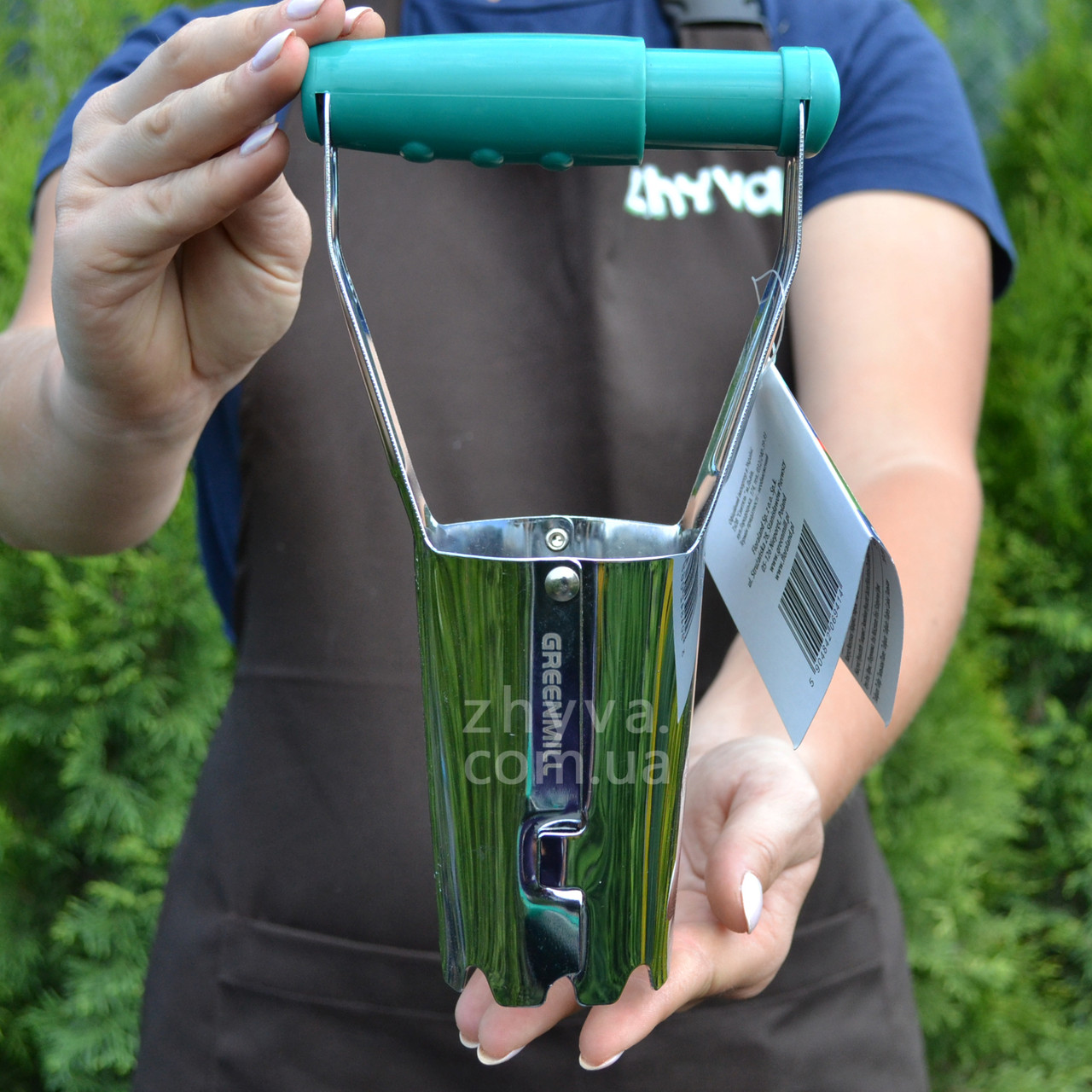 Саджалка для цибулин регульована Greenmill