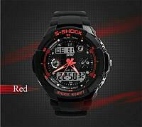 Мужские часы Casio G-Shock Sport Красные