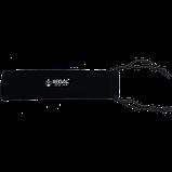 Ручка перьевая Regal черная в бархатном чехле, фото 2