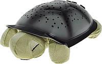 Проектор звездного неба Night Turtle Черепаха музыкальная Зеленая, фото 1