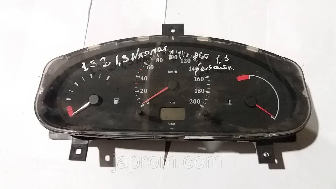 Панель щиток приборов Nissan Micra K11 1992-2002г.в. рестайл автомат 158 A