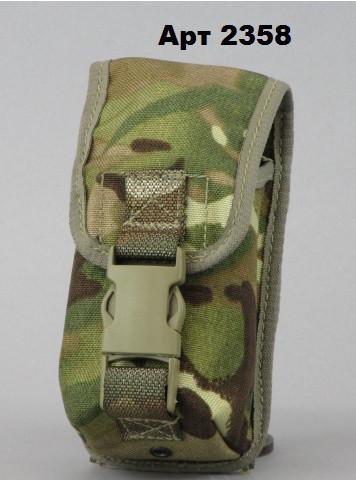 """Подсумок  для дымовой гранаты """"Osprey Mk IV (MTP) Pouch, Smoke Grenade""""Б/У  1 сорт"""