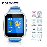T06S Smart Baby Watch детские смарт часы с трекером, синие, фото 1