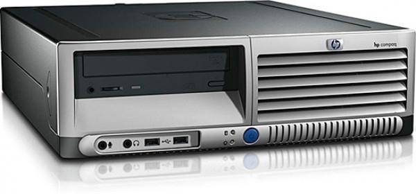 Одноядерний комп'ютер HP Compaq dc7100