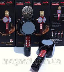 Портативный микрофон для караоке WSTER WS-1816