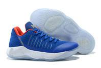 Баскетбольные кроссовки Nike Zoom PG2 синие