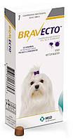 Bravecto (Бравекто) таблетка от блох и клещей для собак на 3 месяца