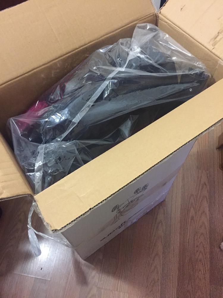 коляска в коробке