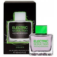 Antonio Banderas Electric Seduction In Black edt 100 ml (лиц.)