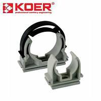 Koer PPR крепление для трубы 20 полипропилен