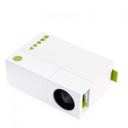 Мини проектор портативный мультимедийный с динамиком Led Projector YG310