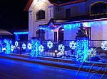 Как правильно украсить дом к Новому году 2015.